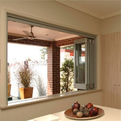 Beautiful Aluminium Folding Windows