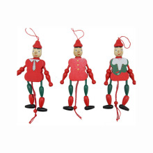 Marionetas de hilo de pinocho ecológicas de alta calidad para la venta