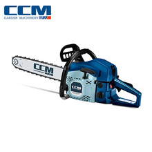 China Manufacture 2-Stroke Professional gasoline chain saw 5200 CE/GS/ISO-9000