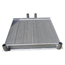 Ladeluftkühler für Baumaschinen