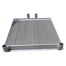 Intercooler for Construction Machinery