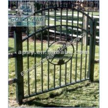 portão de jardim ornamental