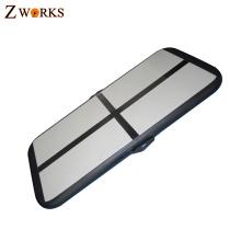 Material de PVC de venta de fábrica dos capas de nylon maneja piso de aire