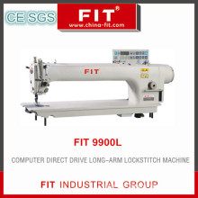Computer Direct Drive Long-Arm Lockstitch Machine (9900L)