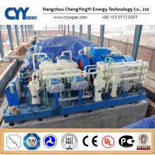 Alta calidad y bajo precio Cyylc75 L sistema de llenado de CNG