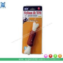 """5.5""""Nylon/TPR Bone, Dog Toy"""