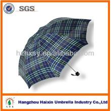 High Density Satin Umbrella 2014 Promotional Umbrella for Logo
