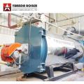 Calentador de fluido térmico de secado de madera contrachapada de gasóleo