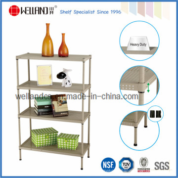 NSF New Metal Perforated Rack for Household (CJ-B1217)