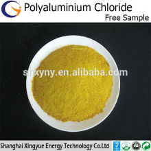 Gelbes Pulver 30% Polyaluminiumchlorid zur Abwasserbehandlung