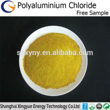 Yellow powder 30% polyaluminium chloride for wastewater treatment
