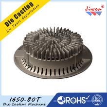 L'OEM adapté aux besoins du client ADC12 en aluminium meurent le logement de lampe de partie de lumière de moulage mécanique sous pression