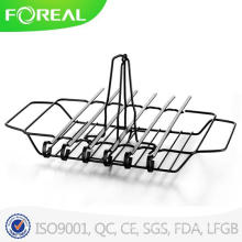 Metal Wire Non-Stick Coating Barbecue Grill Rack