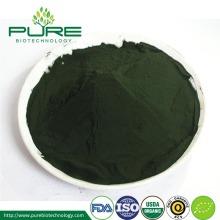 Nop сертифицированных органических зеленый порошок Спирулины