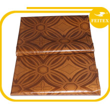 Nueva tela hecha punto hecha punto algodón hecho a mano de la tienda de la acción de Ghalila Ghalila 100% superior