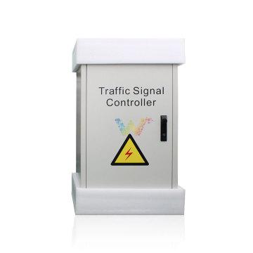 Contrôleur de feux de signalisation à 22 feux de signalisation à DEL d'intersection
