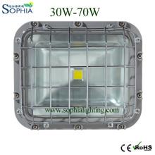 Luz LED à prova de explosão, à prova de explosão LED Light, Iluminação Industrial