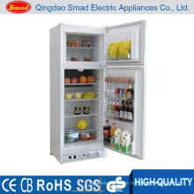 commercial absorption 2 doors natural gas refrigerator