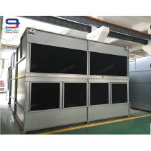 125 Tonnen Superdyma Geschlossener Kreisquerschnitt GHM-125 Nicht FRP Kondensator Nass Kühlaggregat