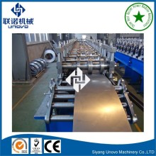 building material C section unistrut channel production line