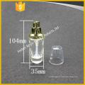 30ml 50ml Crème Cosmétique Crème Solaire Lotion Verre Bouteille Avec Pompe
