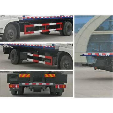 Guaranteed DFAC Flatbed Car Carriers For Sale