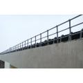 Main en acier garde-corps pour escaliers