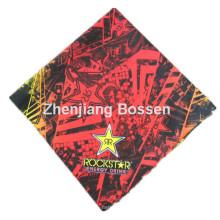 OEM produzieren kundengebundenen Entwurf gedruckten Baumwollkopf Bandana