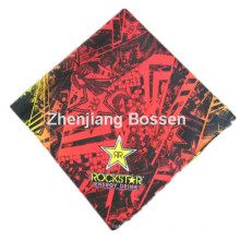 OEM Produce personalizado design impresso algodão cabeça bandana
