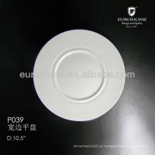 P039 mais vendidos pratos de jantar do hotel