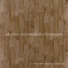 Simple Color Surface Treatment Indoor Usage PVC Vinyl Floor Tile (CNG0502N)