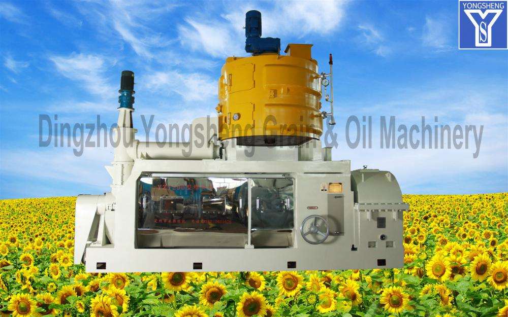 Edible Machine Oil Milling