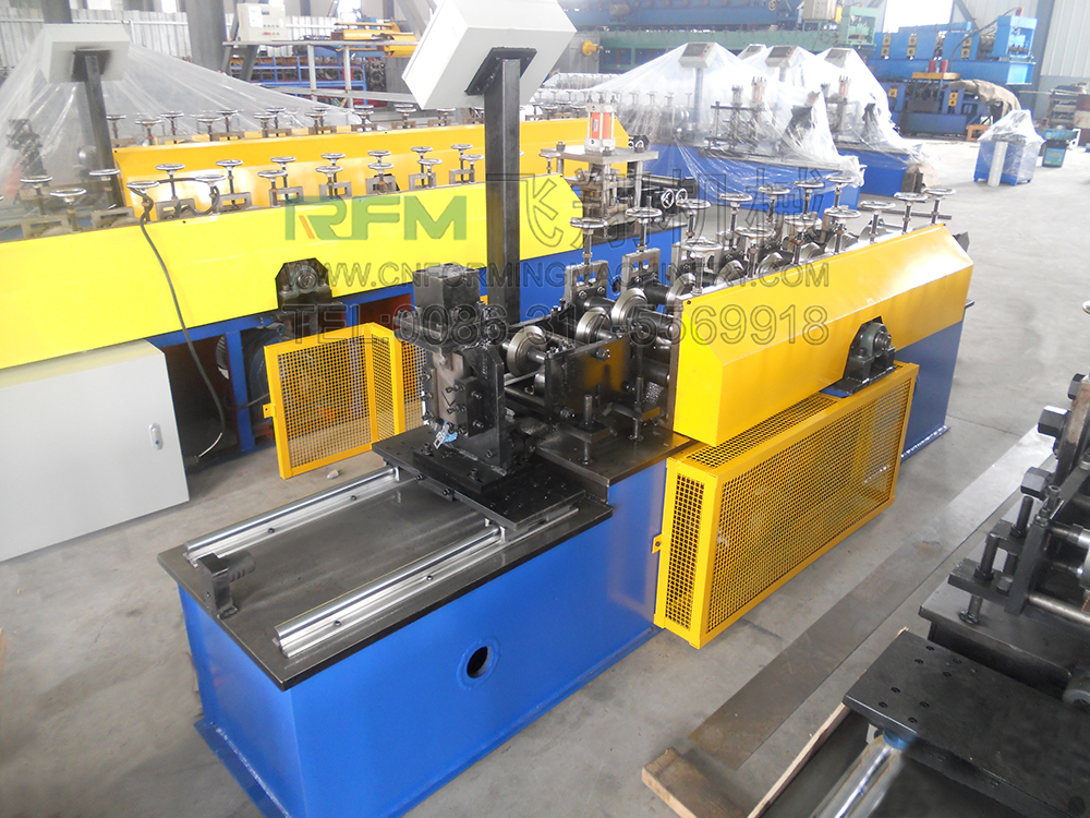 c channel metal stud forming machine