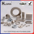 Ts16949 Neodymium NdFeB Magnet with Customized Block Disc Irregular Shapes