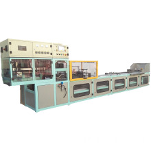 Battery paper packaging machine