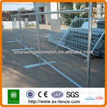 Hot-dip galvanizing Temporary removable fence (at a discount)