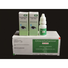 Chloramphenicol Eye Drops BP 0.4%/ 10ml
