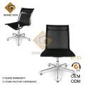 Design preto malha formação cadeira moderna (malha de GV-EA105)