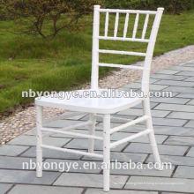 NOUVELLE chaise résine chiavari