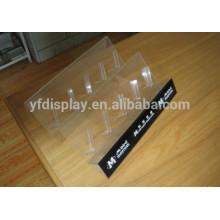 supports de présentoirs de téléphone portable acrylique téléphone portable