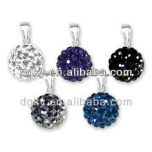 navel ring piercing jewellery Disco Ball Pendant