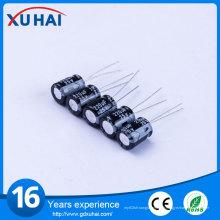 Capacité du condensateur électrolytique en aluminium à haute tension de haute vente 1000UF 450V Prix condensateur électrolytique