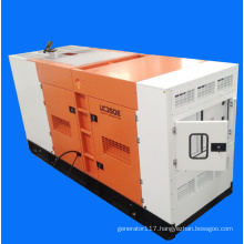 Cummins Soundproof Diesel Generator Set (UC600E)