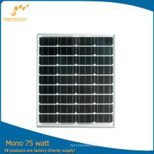 Painel Solar Fotovoltaico Sungold 75W com Alta Eficiência (SGM-75W)