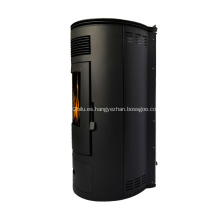 "Mini calentador portátil de mesa con chimenea eléctrica de 14 """