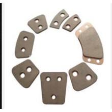 Botón de disco de fricción del embrague de alta calidad