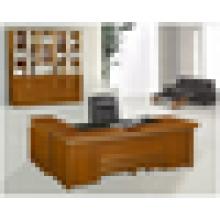 Современный рабочий стол L-меламина