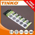 TINKO coincell CR2016 5pcs/blister 10pcs/blister OEM welcomed CR2032/CR2025/CR2016