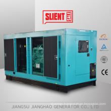 Low price 160kw silent diesel generator with USA brand cummins engine,stamford alternator