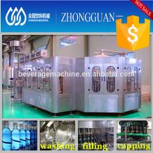 8000BPH automatique / machine de remplissage de l'eau minérale pure / ligne de remplissage de l'eau de qualité
